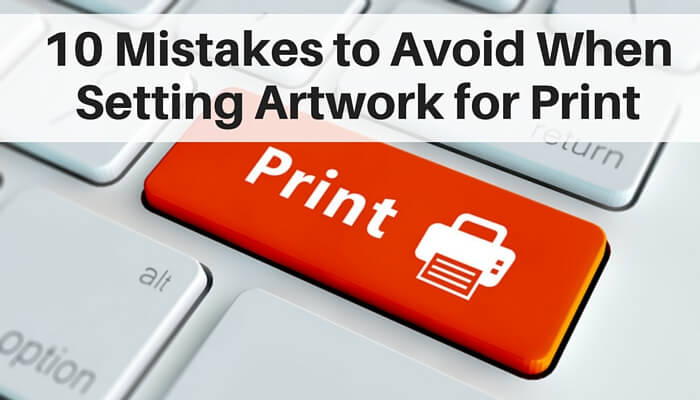 sending artwork to print