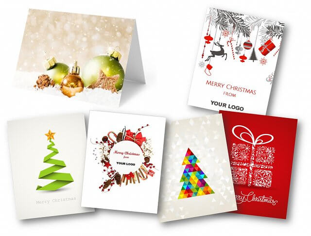 corporate christmas cards