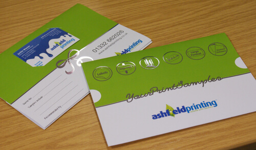 Expert derby printer ashfield printing derby ltd what do you think to our new printed wallets reheart Choice Image
